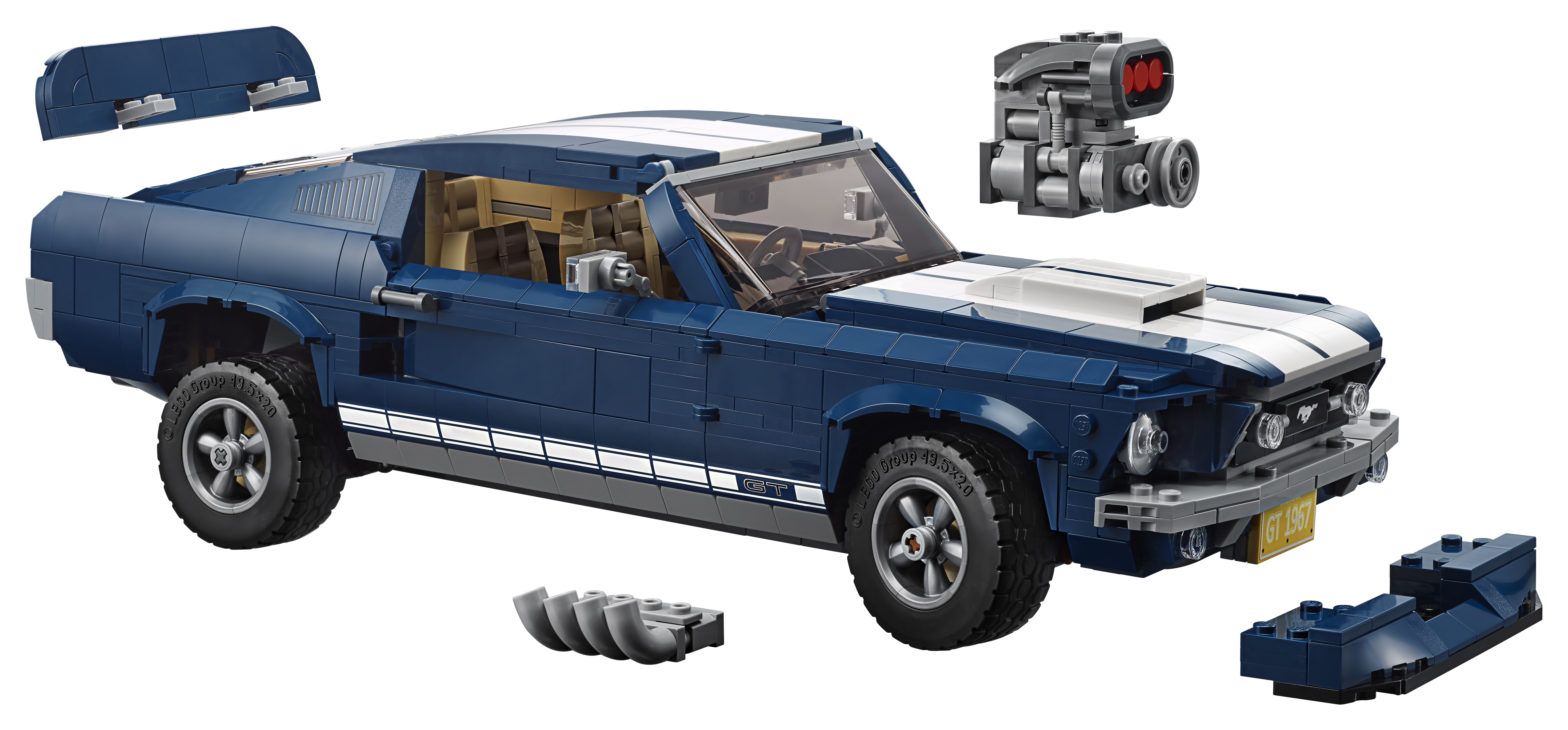 This ford mustang lego set is the perfect petrolhead present torque