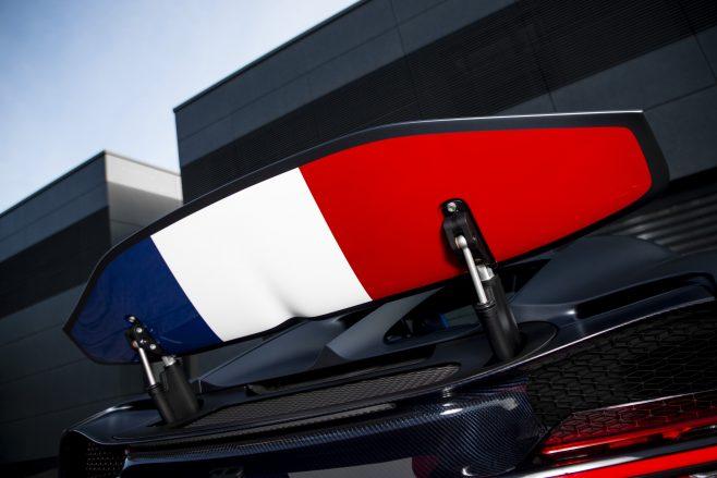 Bugatti Chiron Sport '110 ans Bugatti'