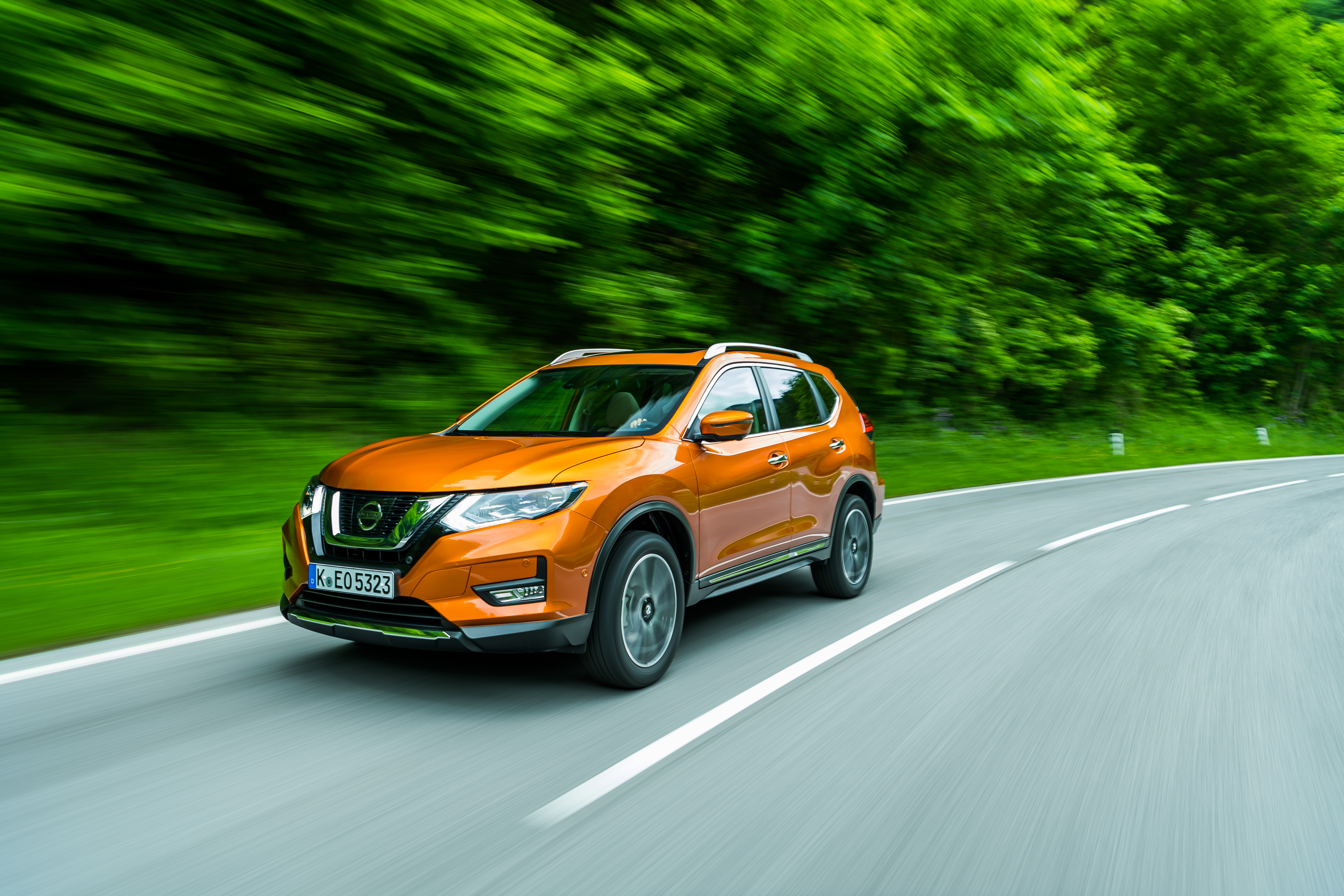 Where Is Nissan Made >> New Nissan X Trail To Be Made In Japan After Brexit Uncertainty Torque