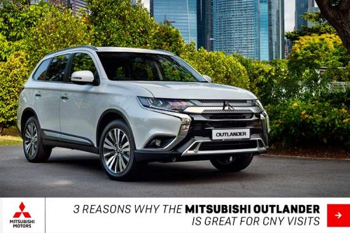 The Mitsubishi Outlander can ferry seven in comfort and style.
