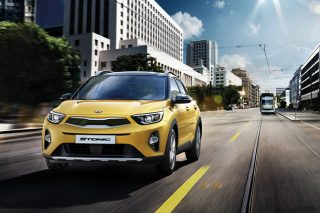 Kia Stonic as the ideal car for the fun-loving family