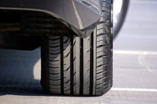 are expired tyres safe to use