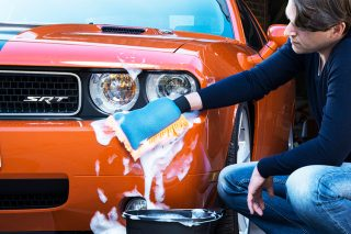 can a wash and wax shampoo replace waxing