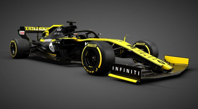 The new Renault RS19