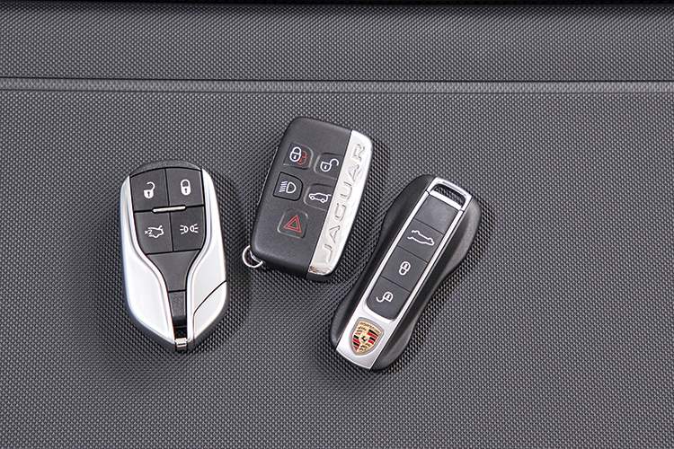 Maserati Levante S, Jaguar F-Pace and Porsche Cayenne S – Keys