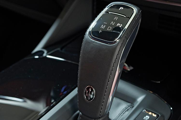 Maserati Levante S – Gearbox