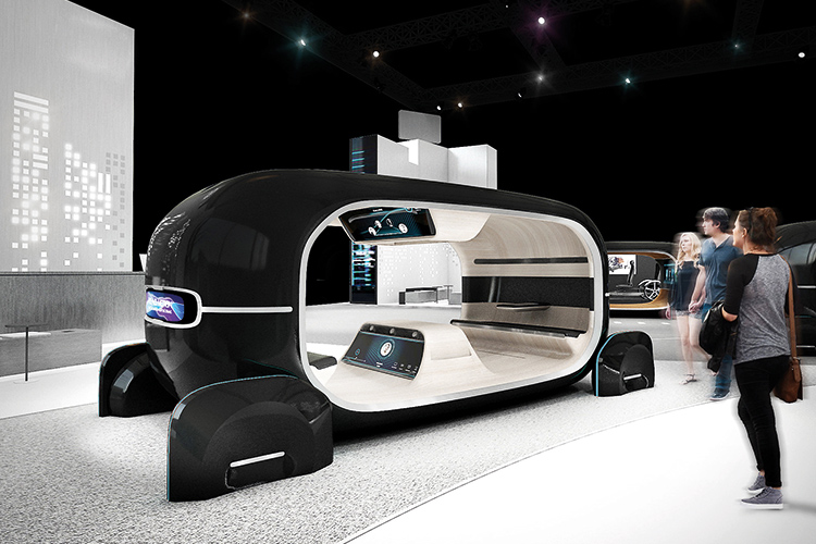 mobile home of the future kia