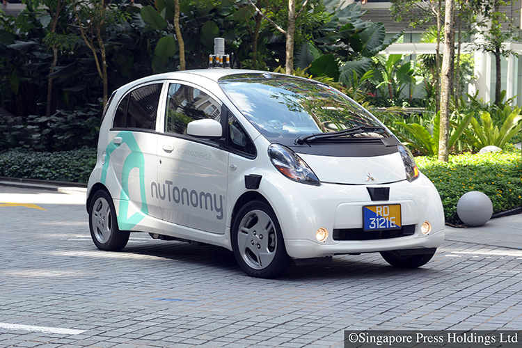 self-driving cars in singapore now have new standards
