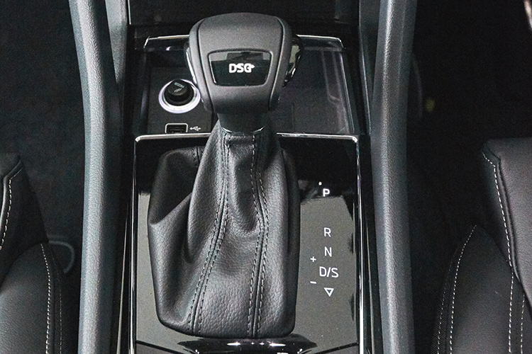 skoda karoq gearbox