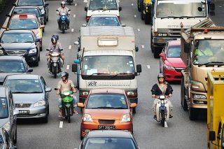 speed limits for eight-seaters and cranes to be raised