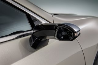 car mirror Lexus digital mirrors