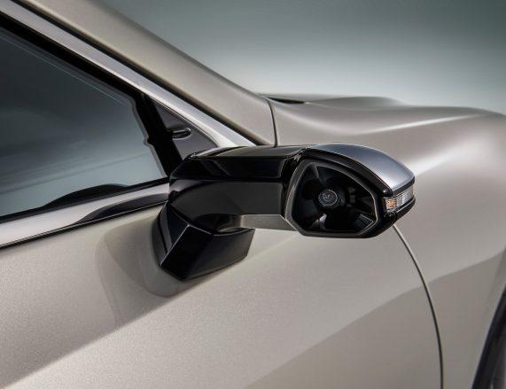 car mirror Lexus digital mirrors