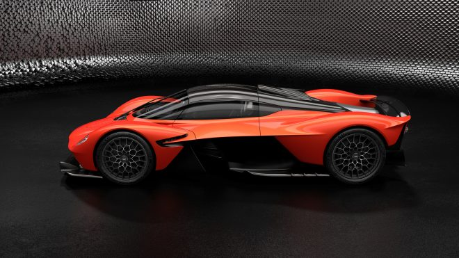 Hold on to your horses, because the Aston Martin Valkyrie's confirmed power output has just been revealed.