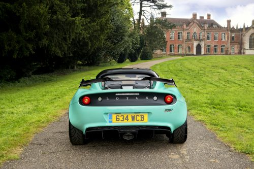 Lotus new sports car