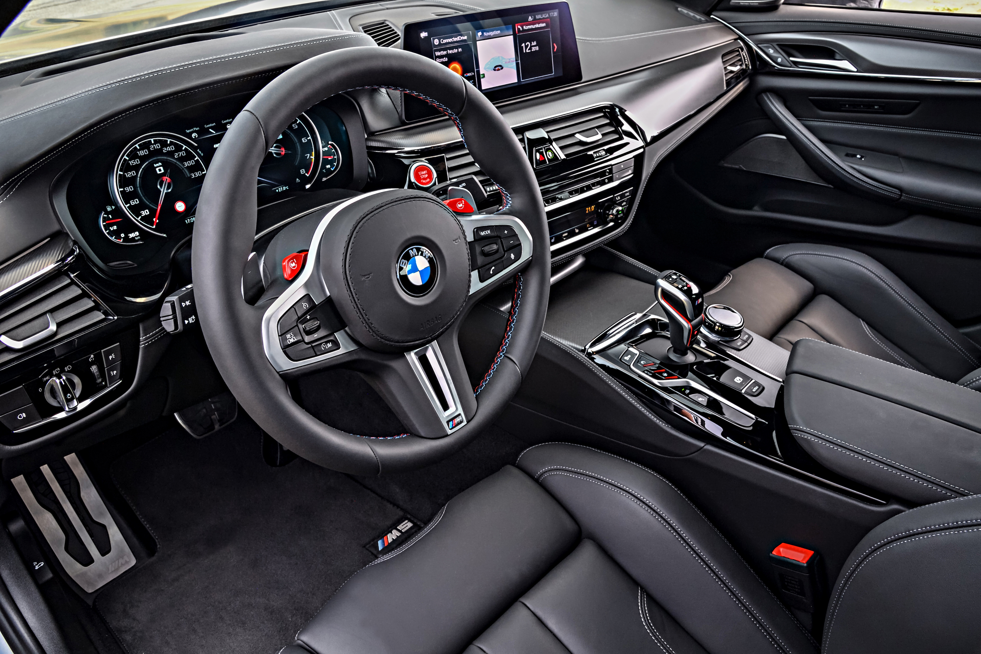 Bmw M5 Competition In Singapore Has Lambo Rivalling Power Torque