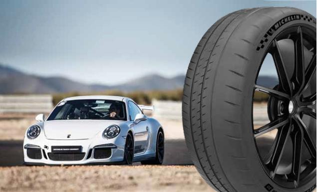 Michelin Pilot Sport Cup2 R