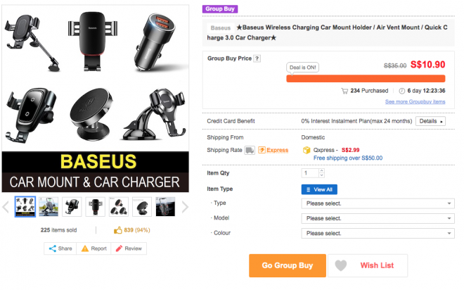 car accessories car mount and car charger