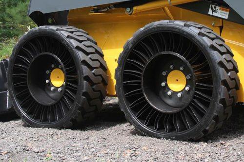 airless tyre Tweel