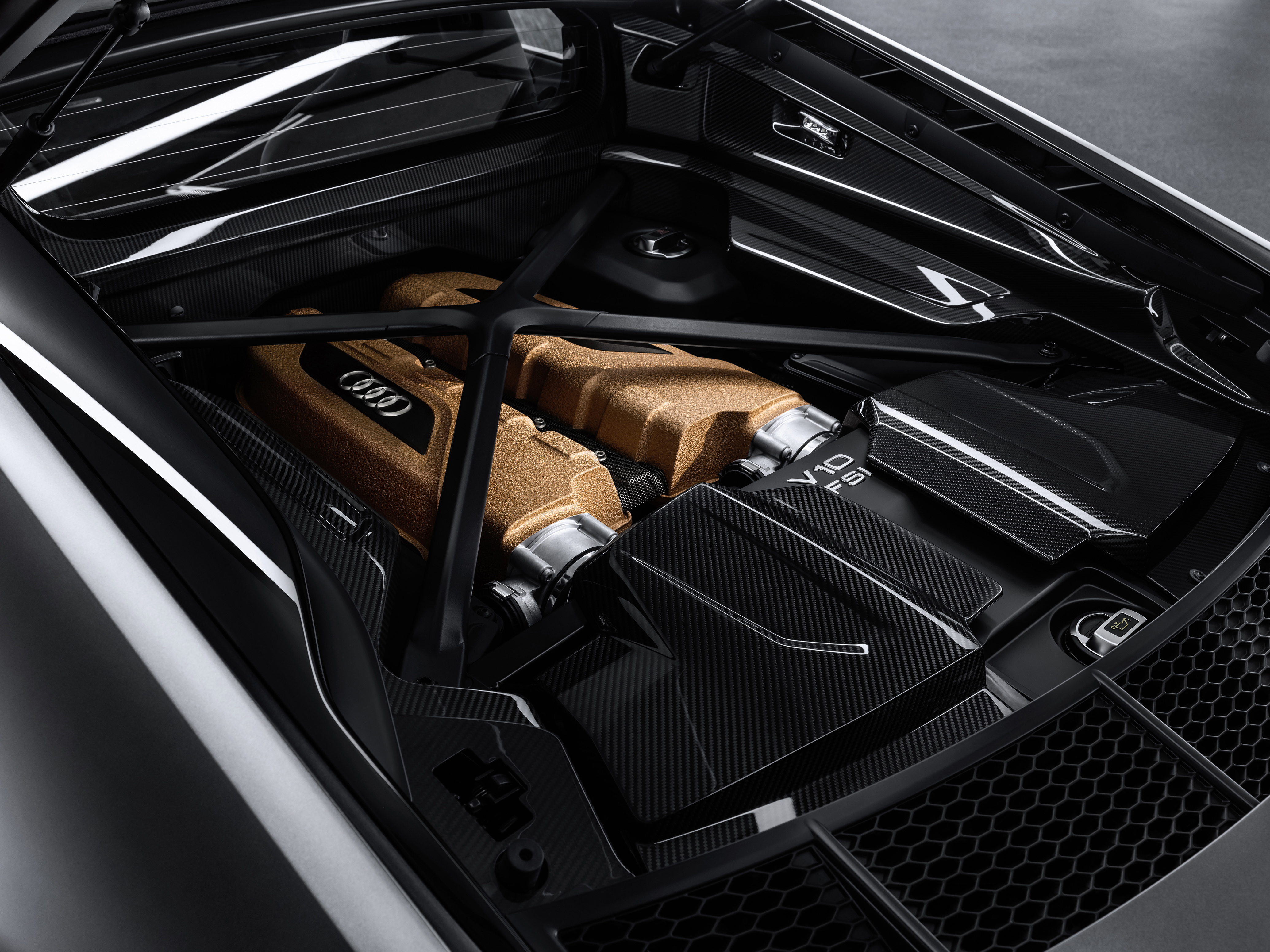 Audi R8 V10 Decennium: celebrating a decade of Audi's V10