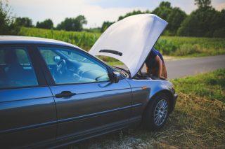 car battery breakdown