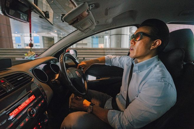 young driver driving tips