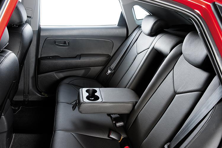 Avante – Backseat