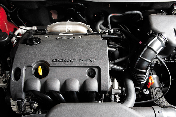 Avante – Engine