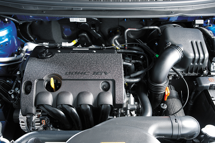Cerato Forte – Engine