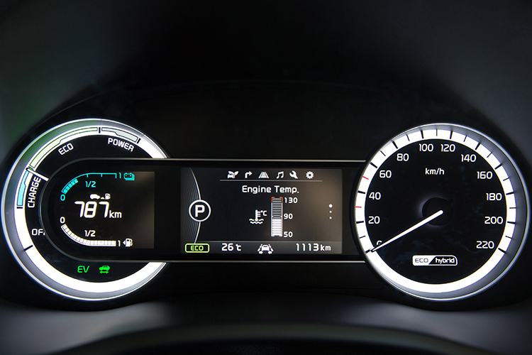 eco mode display