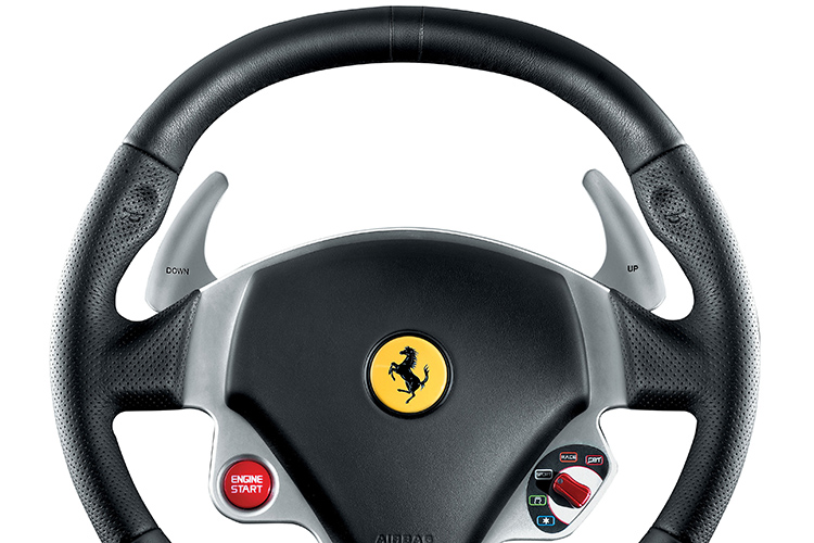 Paddle Shifters Enable Drivers To Manually Shift Using A Tap Or A Tug