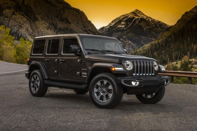 Jeep Wrangler 4WD