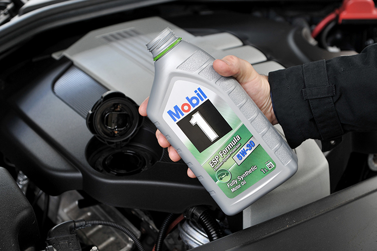 mobil 1 popular brand engine oil