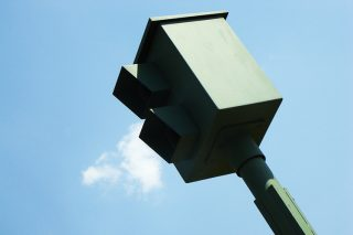 red light camera summons