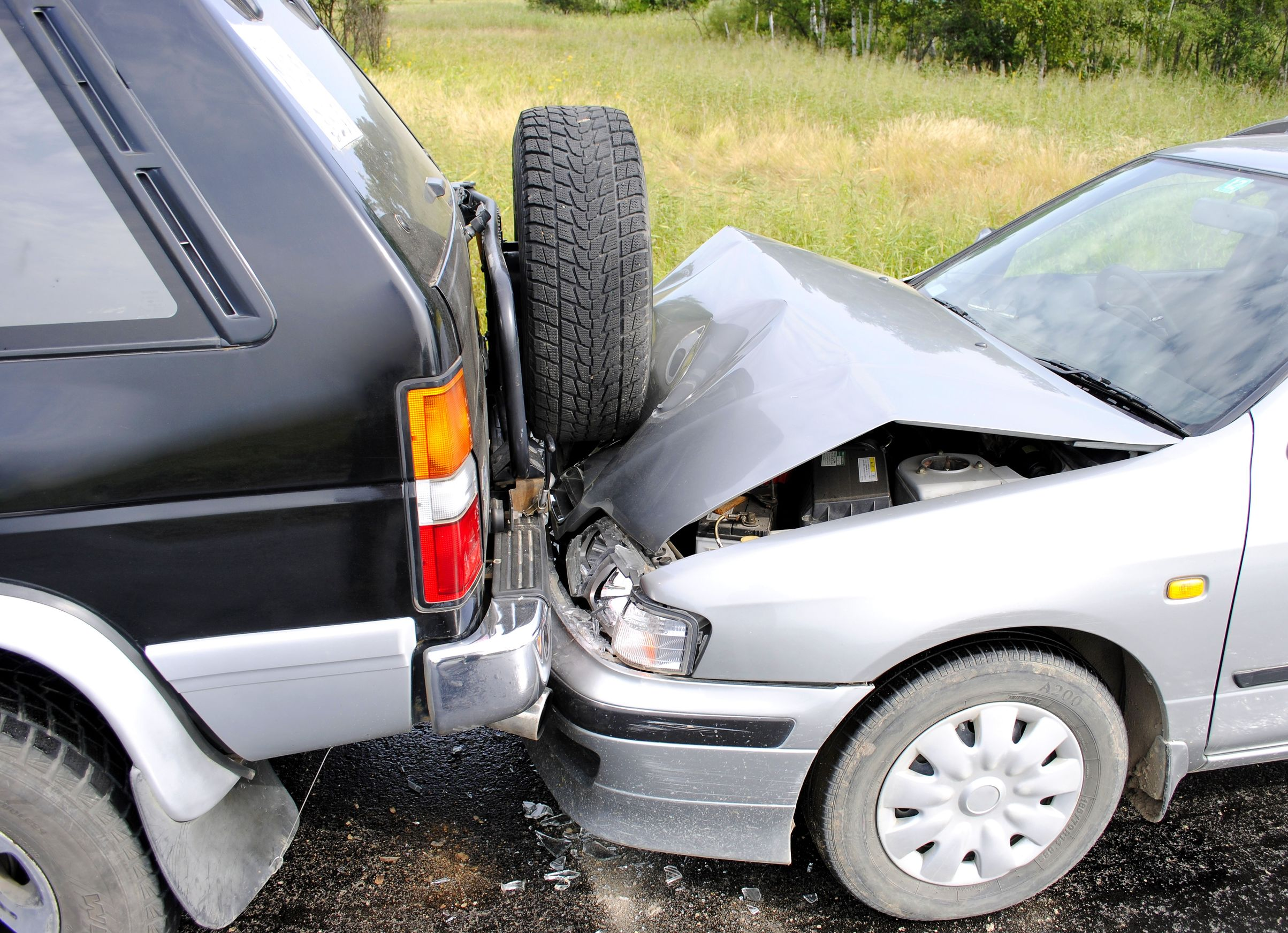 Crumple Zones What Are They And How Do They Save Lives Torque
