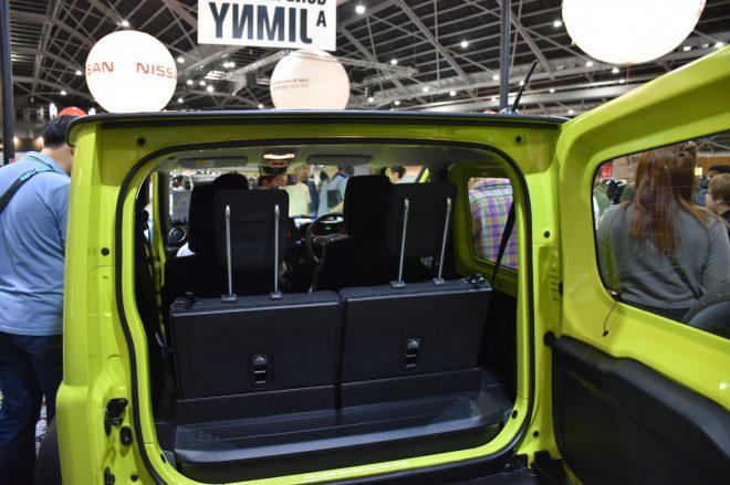 New Suzuki Jimny