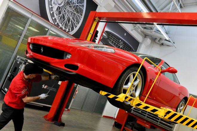 Ferrari Premium