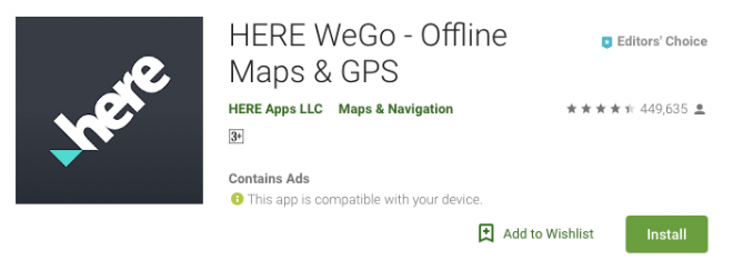 Top 5 navigation and mapping apps that aren't Google Maps | Torque