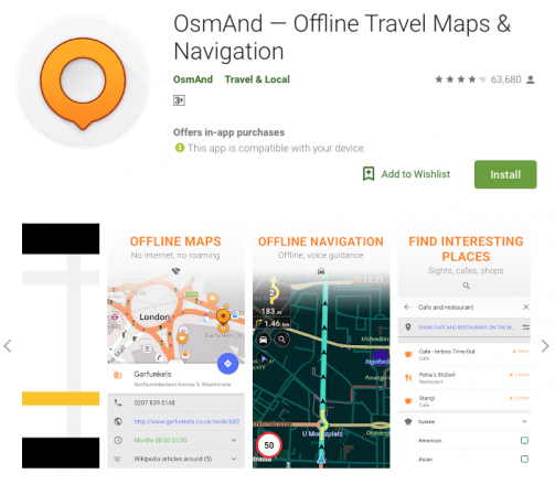 Top 5 navigation and mapping apps that aren't Google Maps