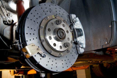 carbon-ceramic brakes