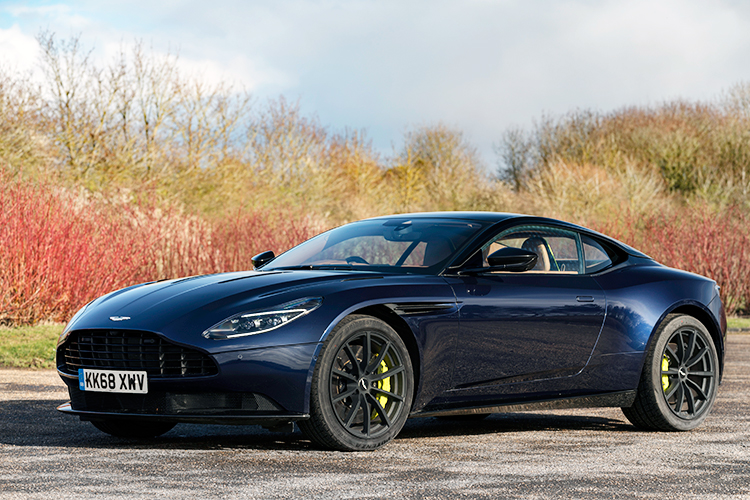 db11 amr static front