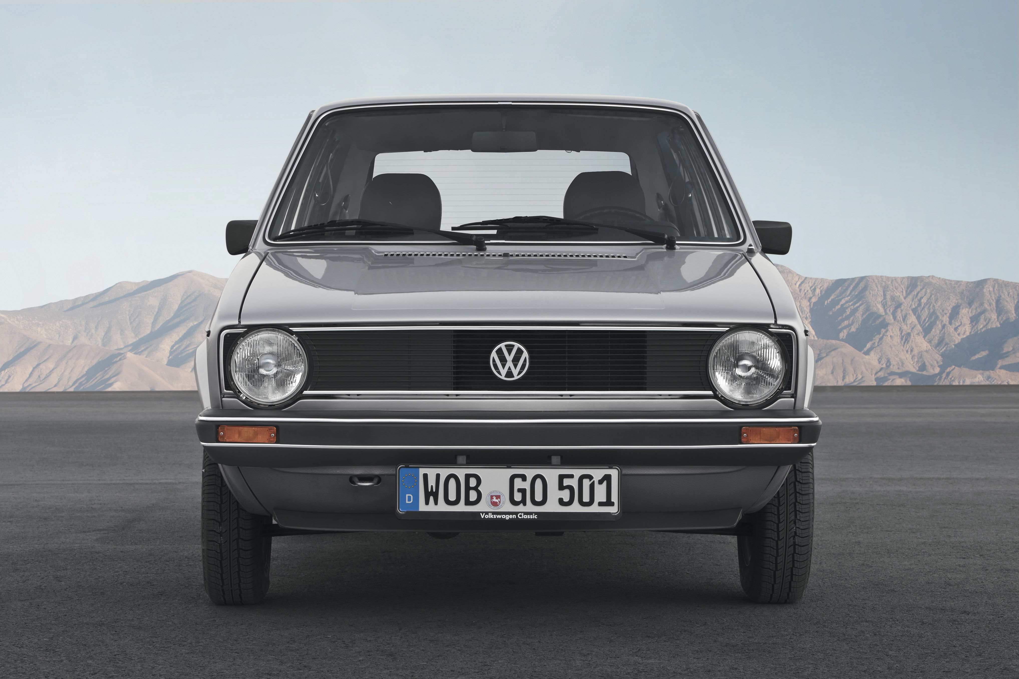 Mk1 Volkswagen Golf