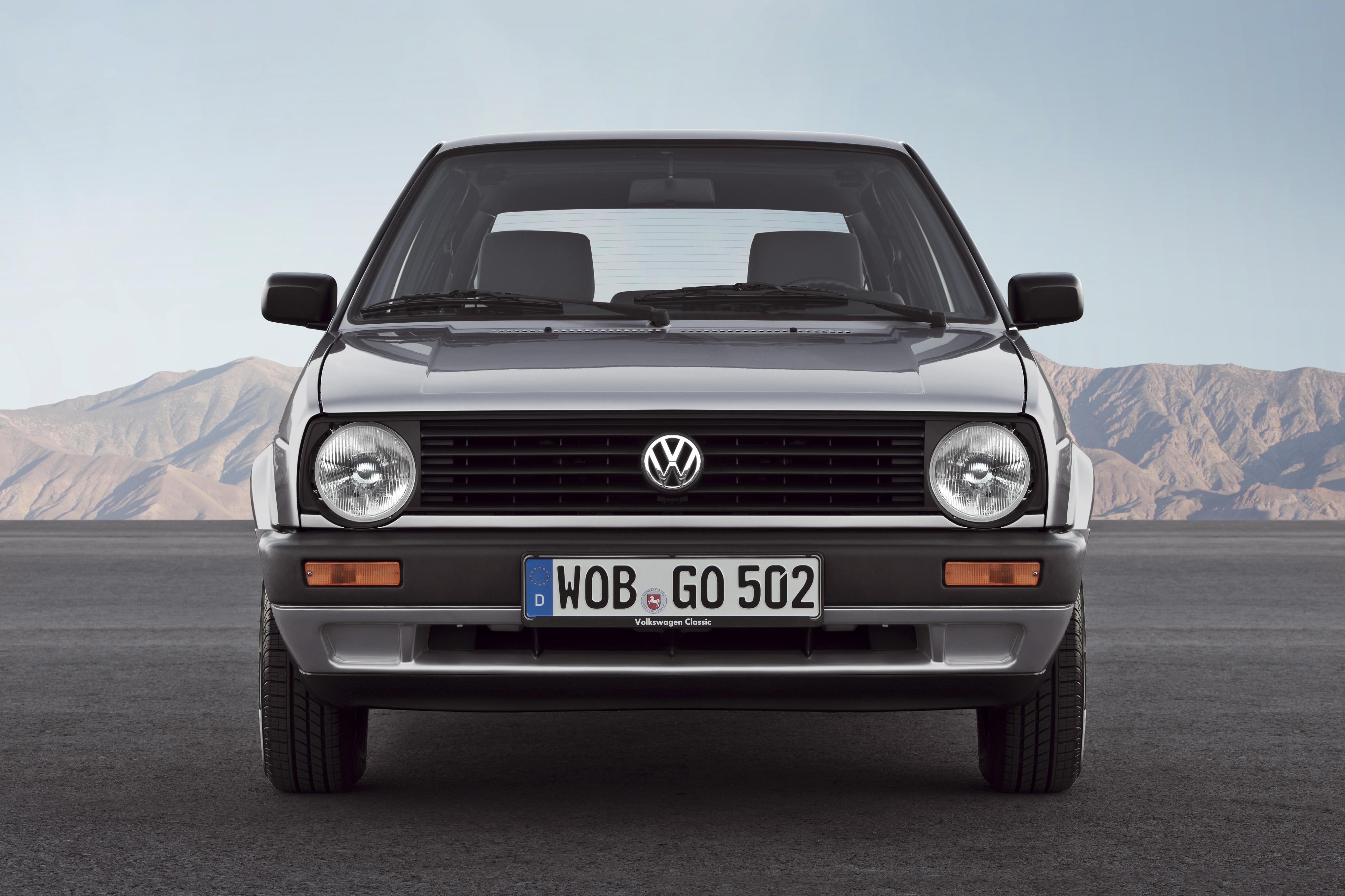 Mk2 Volkwagen Golf