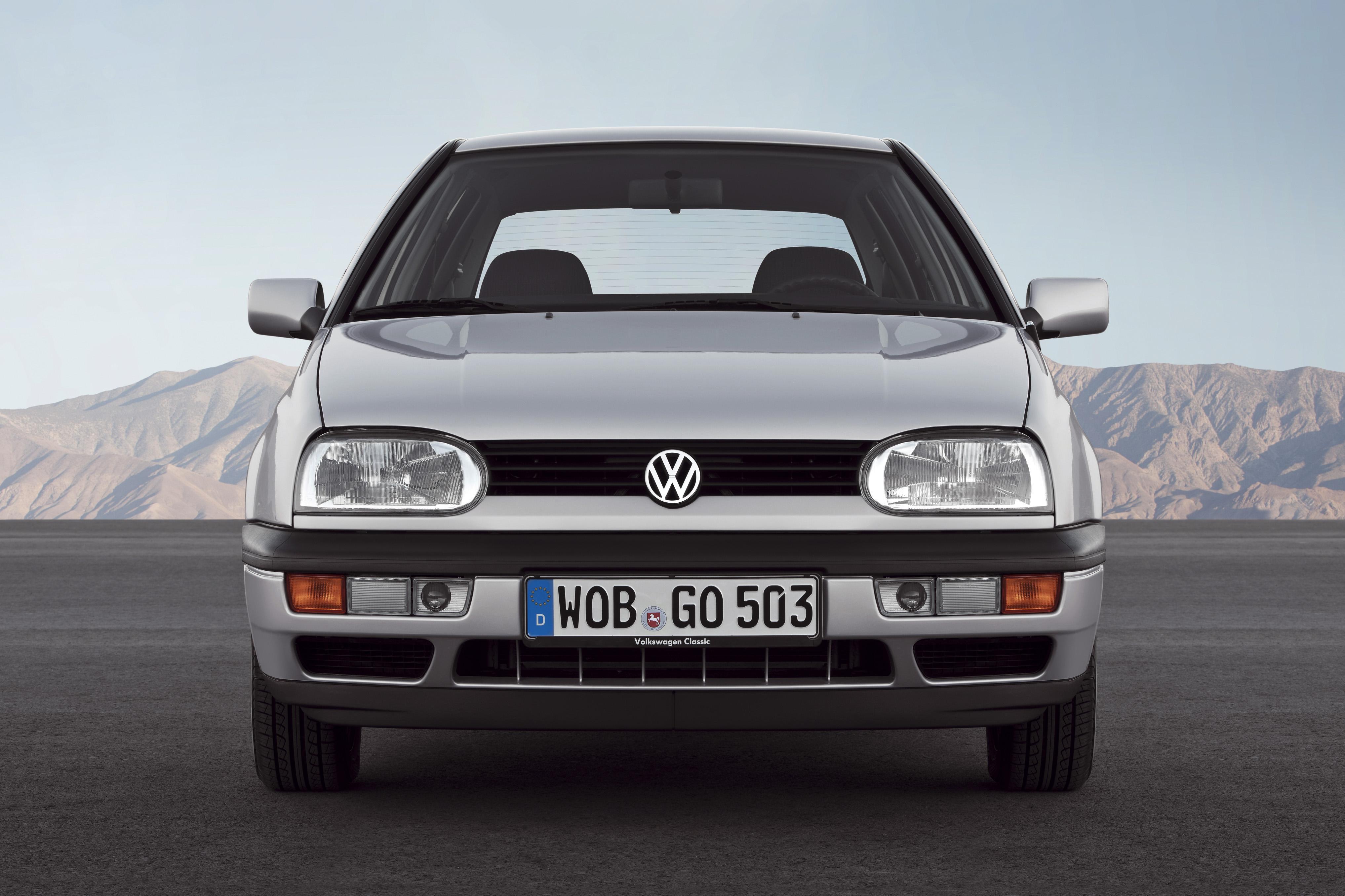Mk3 Volkswagen Golf
