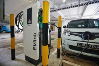 electric cars singapore renault kangoo z.e.