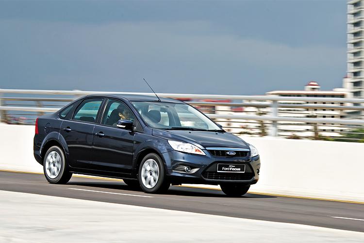 Ford Focus Sedan Is A Good Alternative To Japanese Models Torque