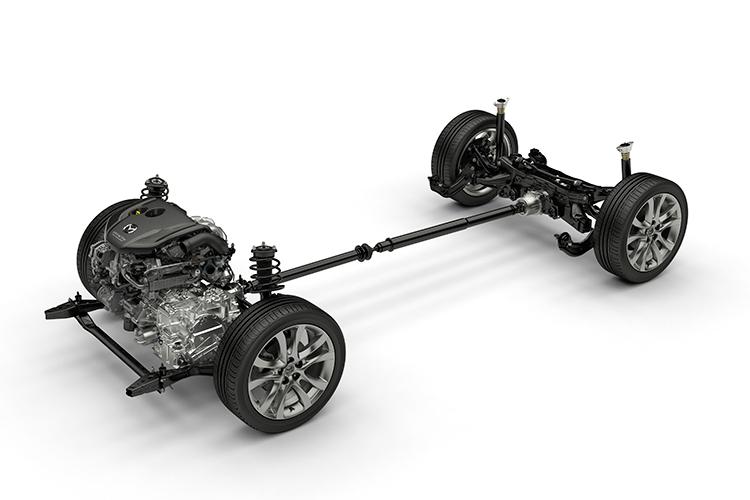 front-wheel-drive or rear-wheel-drive