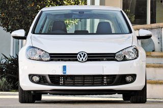 golf 1.4 front static
