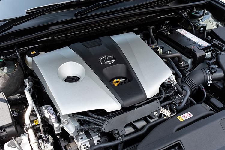 Lexus ES250 – Engine