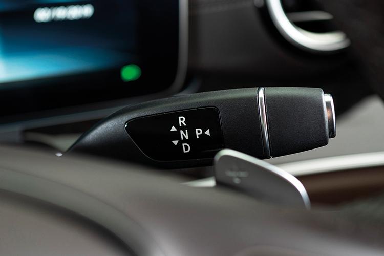Mercedes-Benz E200 – Gearbox