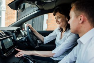 buying a car three test-drive tips